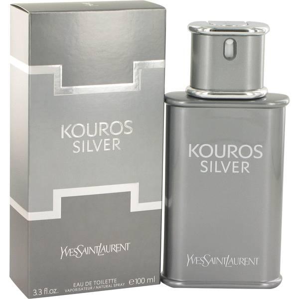 Kouros Silver Cologne