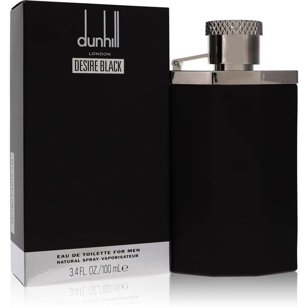 Desire Black London Cologne by Alfred Dunhill