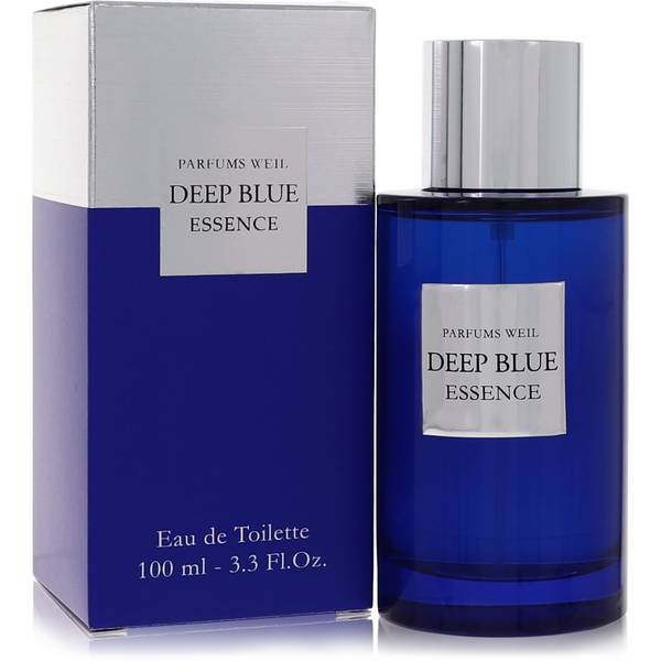 Deep Blue Essence Cologne