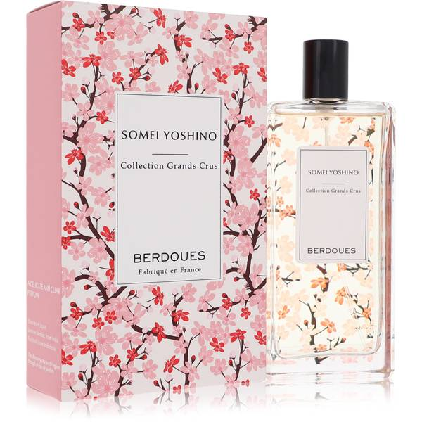 Somei Yoshino Perfume