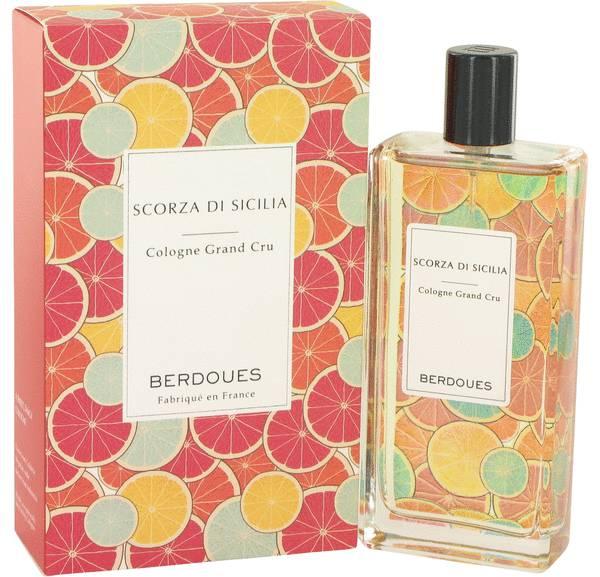 Scorza Di Sicilia Perfume