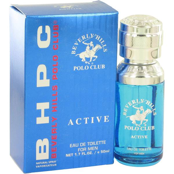 Beverly Hills Polo Club Active Cologne