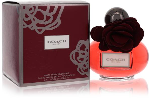 Coach Poppy Wildflower Perfume
