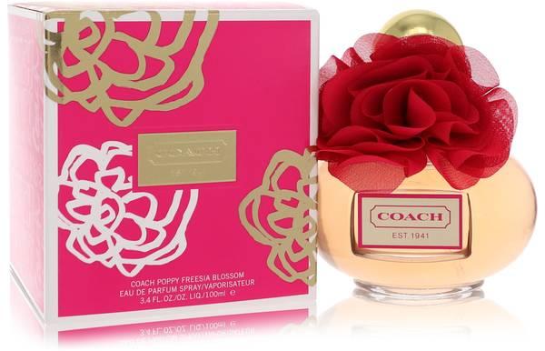 Coach Poppy Freesia Blossom Perfume