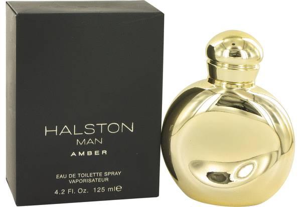 Halston Man Amber Cologne