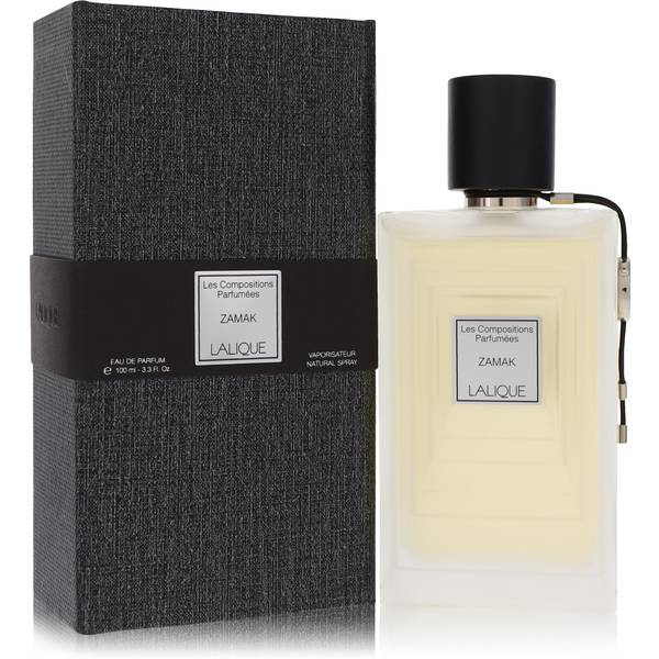 Les Compositions Parfumees Zamac Perfume by Lalique