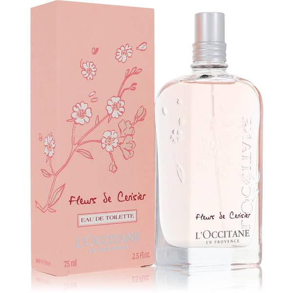 Fleurs De Cerisier L Occitane Perfume By L Occitane Fragrancex Com