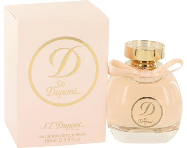 So Dupont Perfume