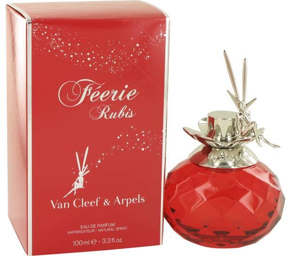 feerie rubis perfume for women by van cleef arpels. Black Bedroom Furniture Sets. Home Design Ideas