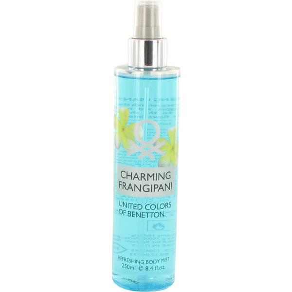 Benetton Charming Frangipani Perfume