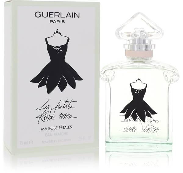 La Petite Robe Noire Ma Robe Petales Perfume