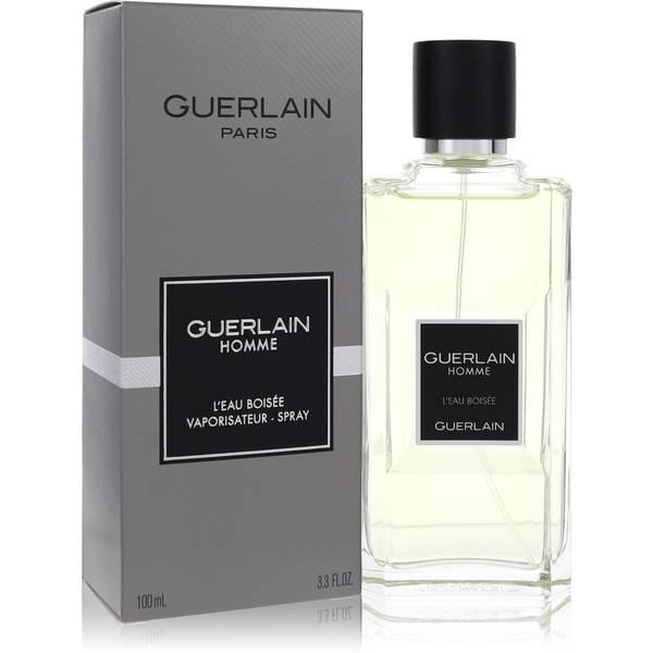 Guerlain Homme L'eau Boisee Cologne