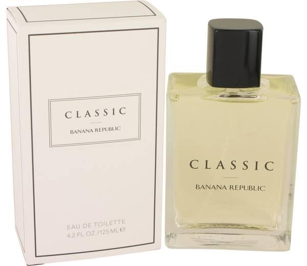 Banana Republic Classic Perfume