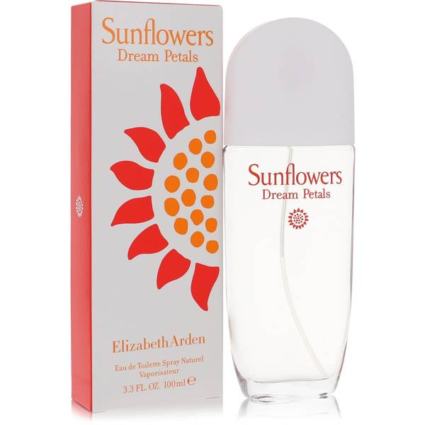 Sunflowers Dream Petals Perfume