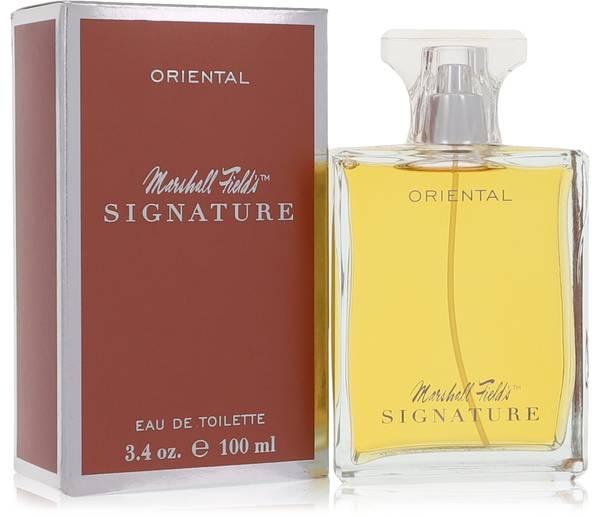 Marshall Fields Signature Oriental Perfume