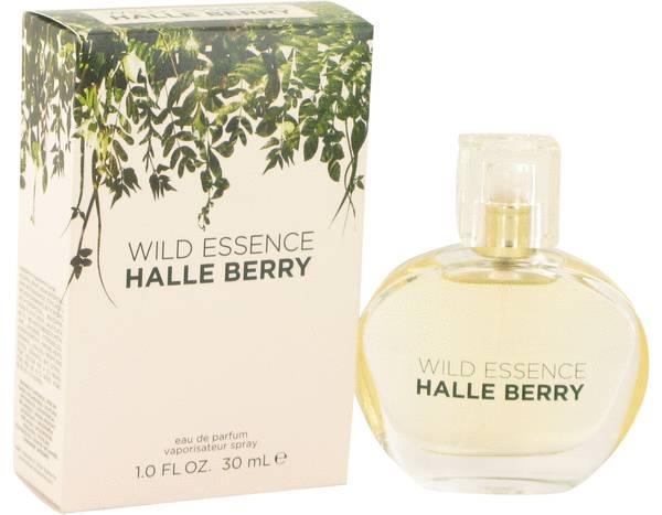 Wild Essence Halle Berry Perfume