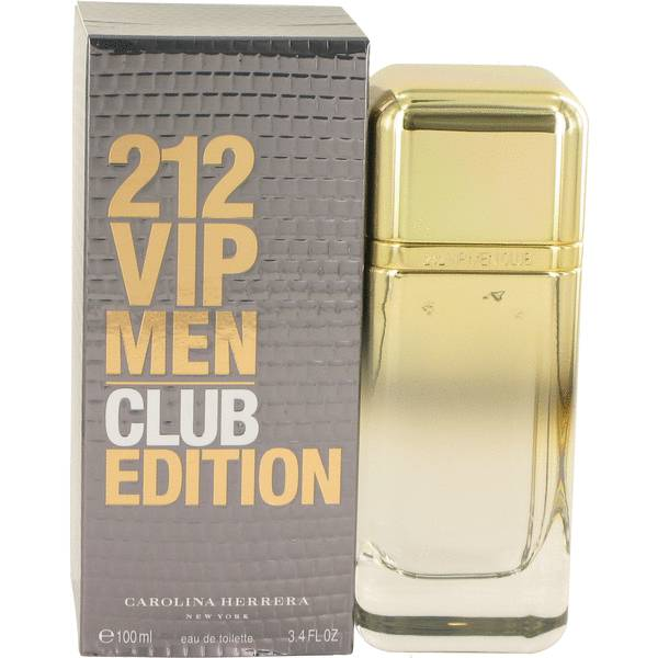 212 Vip Club Edition Cologne