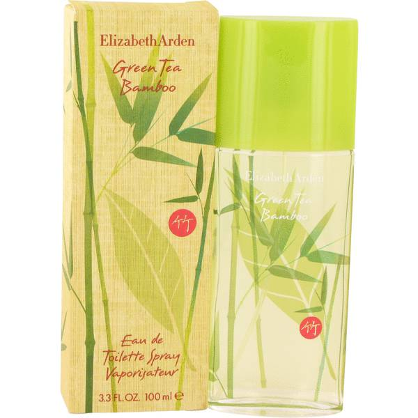 Green Tea Bamboo Perfume