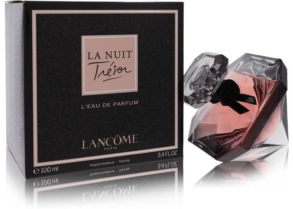 Perfume By Lancome Women For La Tresor Nuit CrBeodx