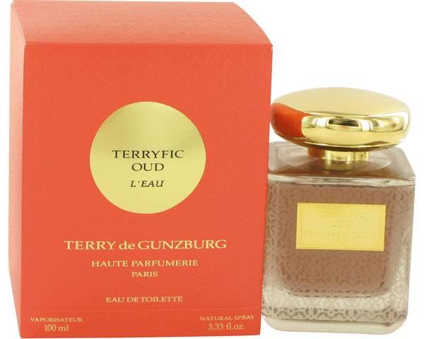 Terryfic Oud L'eau Perfume by Terry De Gunzburg