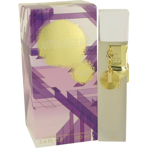 Justin Bieber Collector's Edition Perfume
