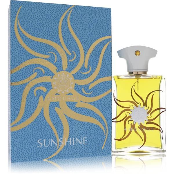 Amouage Sunshine Cologne