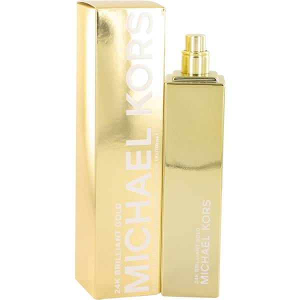 97c70f584f Michael Kors 24K Brilliant Gold Perfume by Michael Kors | FragranceX.com