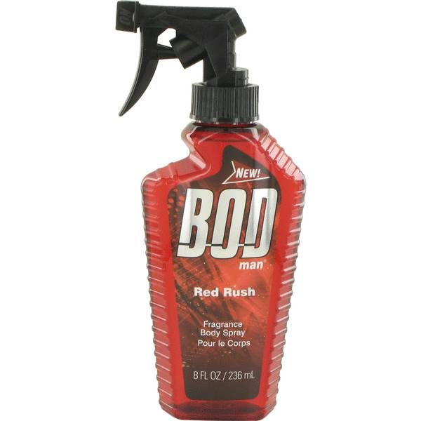 Bod Man Red Rush Cologne