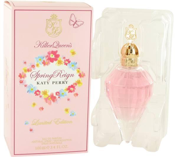 Killer Queen Spring Reign Perfume