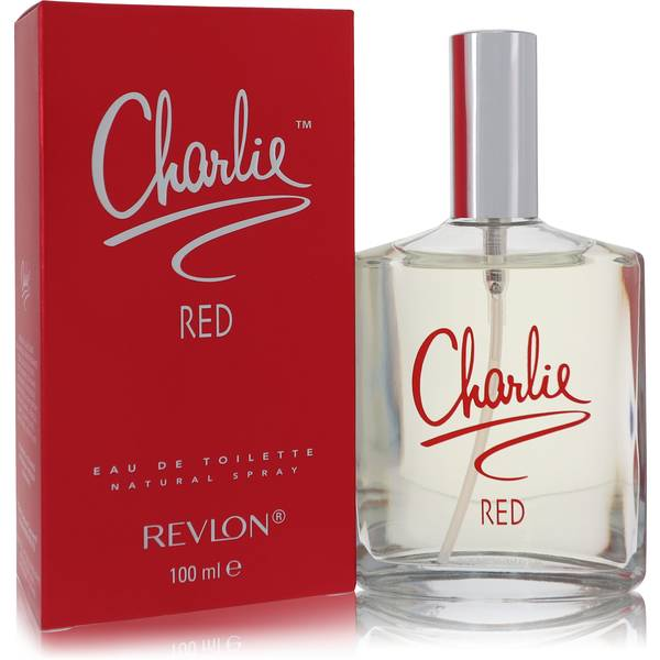Charlie Red Perfume