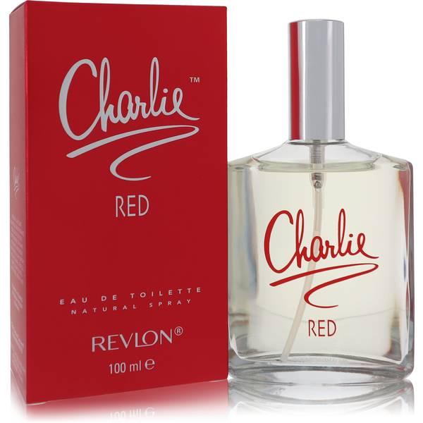Charlie Red Perfume by Revlon