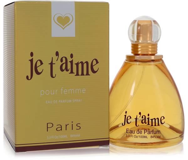 Je T'aime Perfume