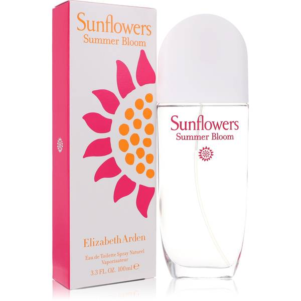 Sunflowers Summer Bloom Perfume