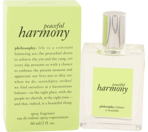 Peaceful Harmony Perfume