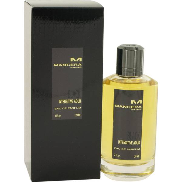 Mancera Intensitive Aoud Black Perfume