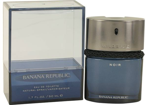 Banana Republic Wildblue Noir Cologne
