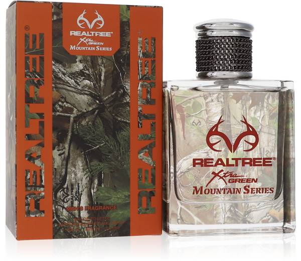 Realtree Mountain Series Cologne