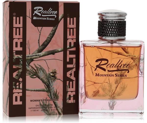 Realtree Mountain Series Perfume