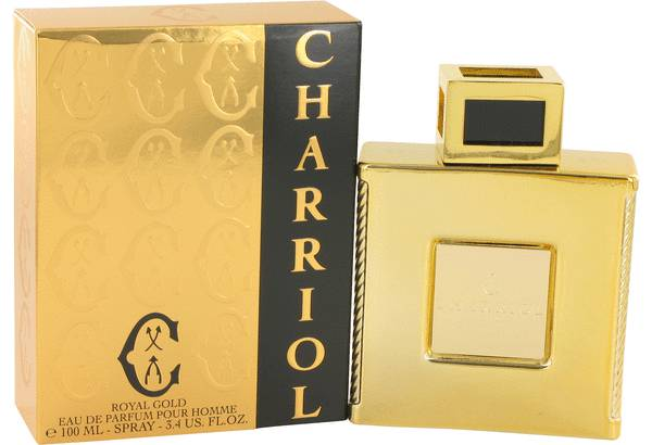 Charriol Royal Gold Cologne