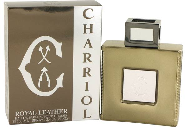 Charriol Royal Leather Cologne