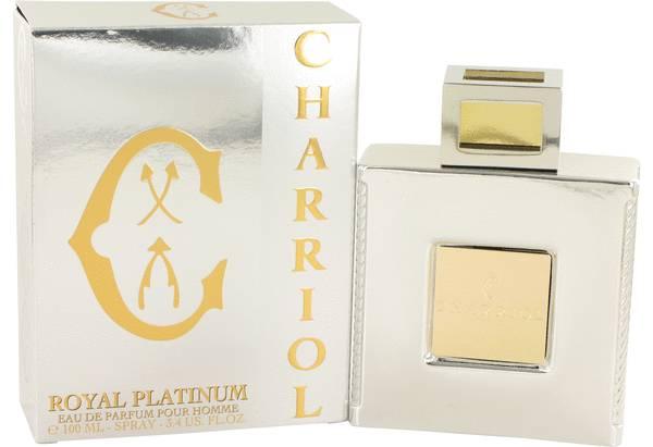 Charriol Royal Platinum Cologne