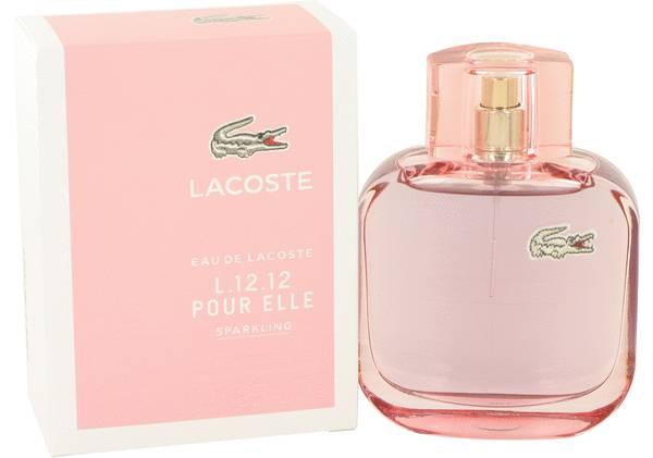 perfume lacoste sparkling