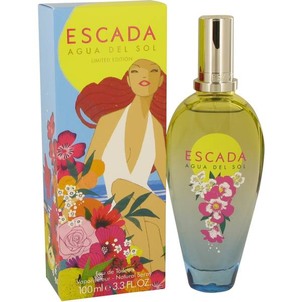 Escada Agua Del Sol Perfume