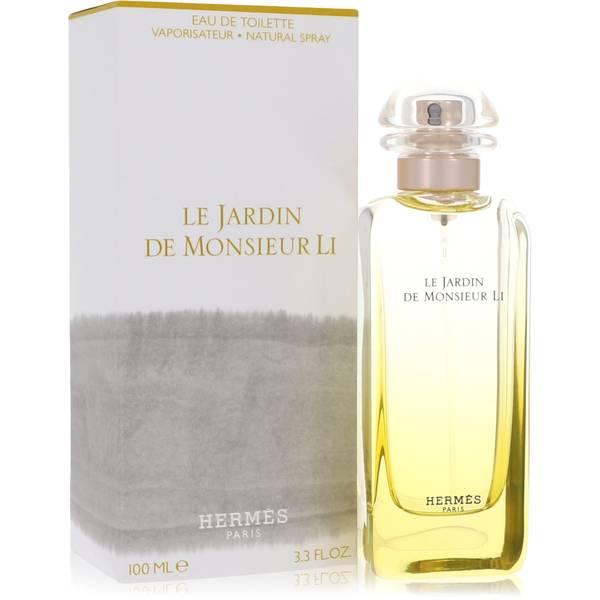 Le Jardin De Monsieur Li Perfume by Hermes