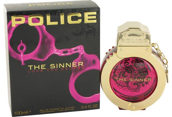 Police The Sinner Perfume