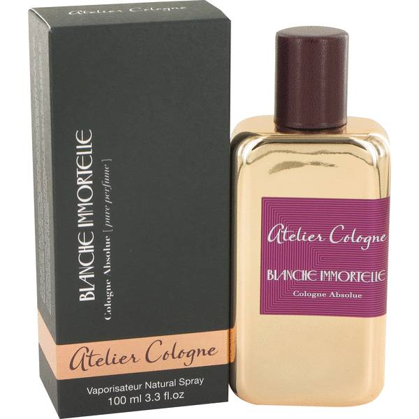 Blanche Immortelle Perfume