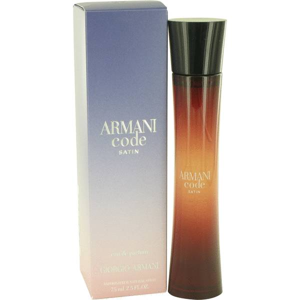 armani code satin perfume for women by giorgio armani. Black Bedroom Furniture Sets. Home Design Ideas