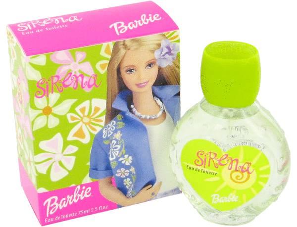 Barbie Sirena Perfume