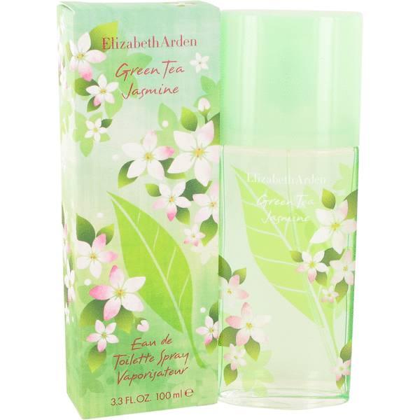 Green Tea Jasmine Perfume