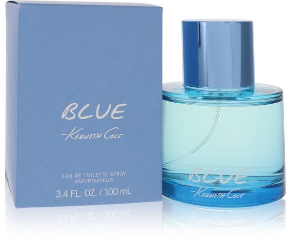 Kenneth Cole Blue Cologne By Kenneth Cole Fragrancexcom